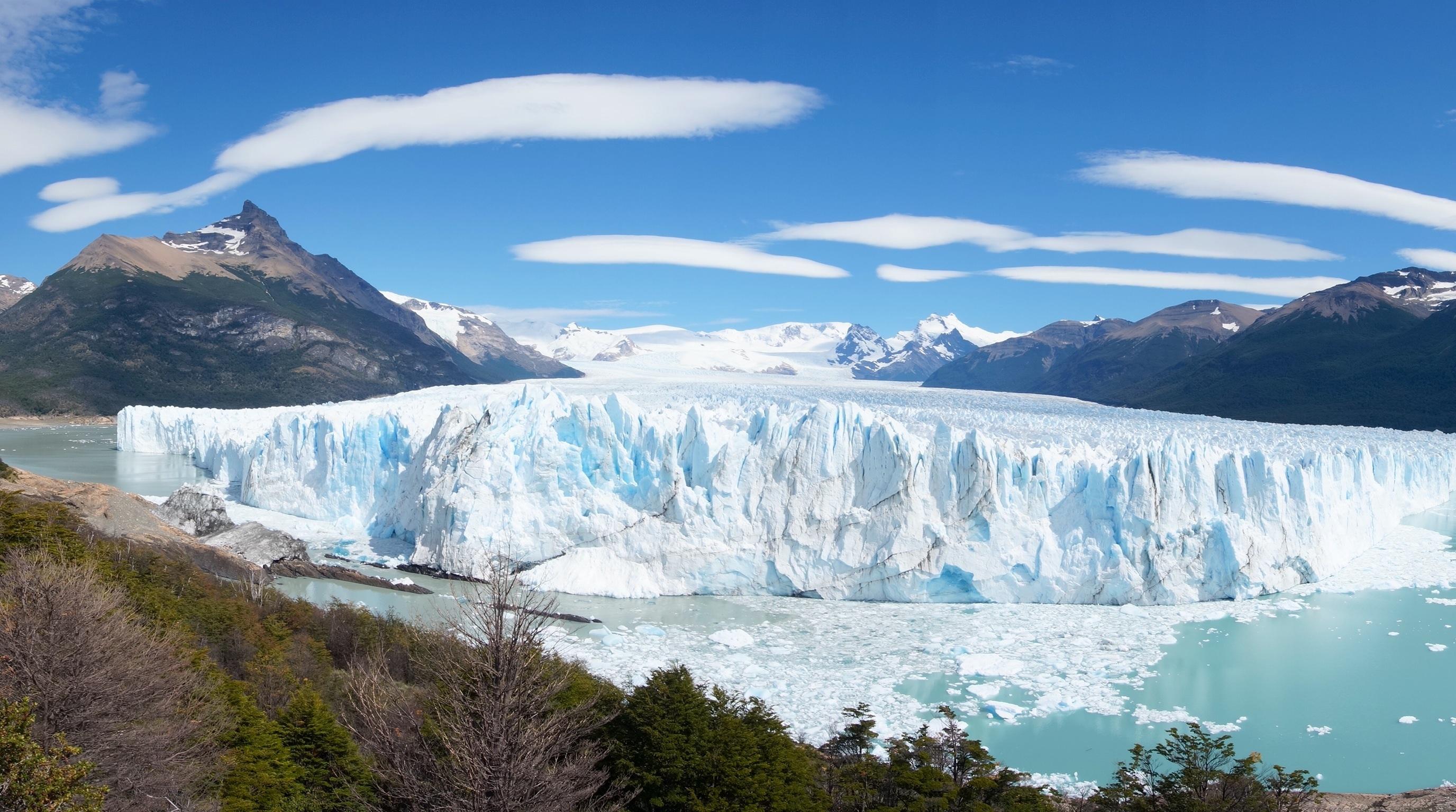 Nacional: Visiting The Perito Moreno Glaciar