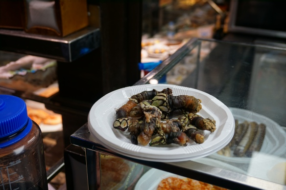 goose mussels